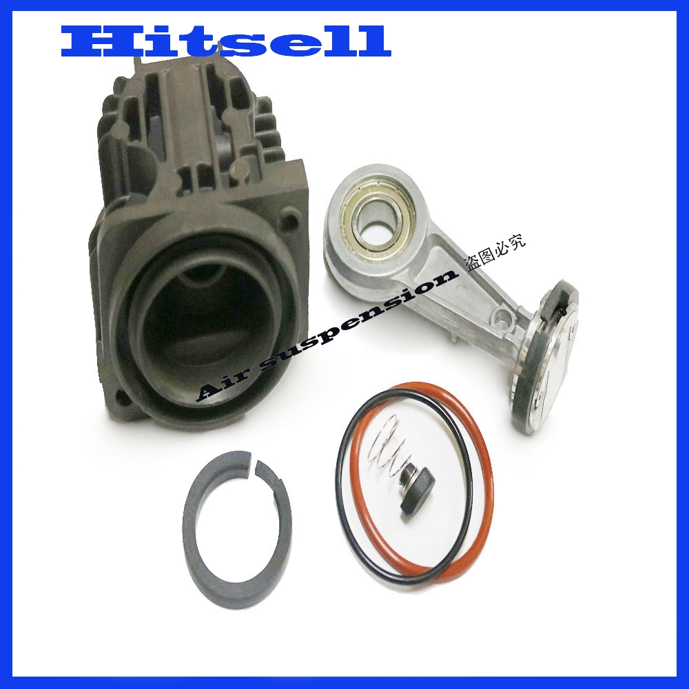 US $5 28 40% OFF|Air Suspension Air Compressor Pump Cylinder Head With Ring  Repair Kits For BMW X5 E53 Audi A6 Q7 Range Rover L322-in Shock Absorber