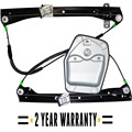 For VW Jetta 2006 2007 2008 2009 2010 2011 Front Left Side Electric Window Regulator Without Motor 1K5837461B
