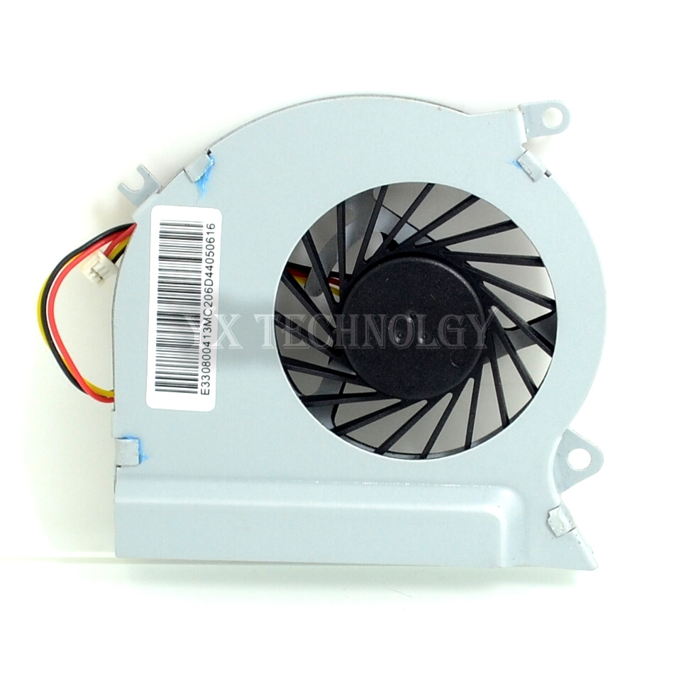 High Quality laptop/notebook CPU Cooling Fan fit For  GE70 GE60 series notebook PAAD0615SL 3pin 0.55A 5VDC N039 laptop fan store v470 v470a v470g b470 notebook fan