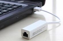 USB 2.0 à RJ45 Adaptateur Fast Ethernet LAN Filaire Carte Réseau Convertisseur 10/100 Mbps livraison Pilote pour MAC/Win XP/Vista/7/8 Système