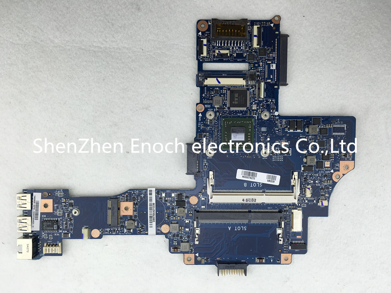 H000078270 for Toshiba Satellite L40D-A L40-A C40D-A C40-A Laptop Motherboard AM6310 CPU CA10AN stock No.417