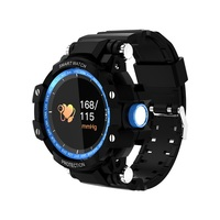 Smartch GW68 Relógio Inteligente Monitor de Pressão Arterial e Freqüência Cardíaca Pulseira À Prova D' Água|Pulseiras inteligentes| |  -