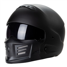 Zombies racing exo-combat motorcycle helmet ZR-881 DOT Approved safety