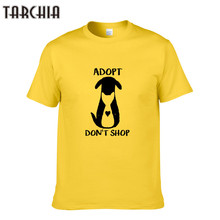 ADOPT DON'T SHOP Men's T-Shirt