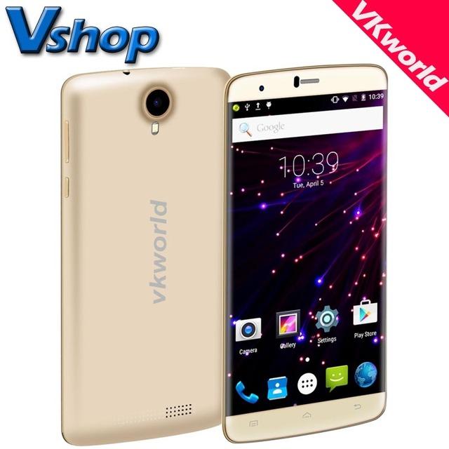 Original vkworld t6 4g lte teléfono móvil del androide 5.1 2 gb ram 16 gb Camrea MT6735 ROM Quad Core Dual SIM 13.0MP 6.0 pulgadas Teléfono Celular
