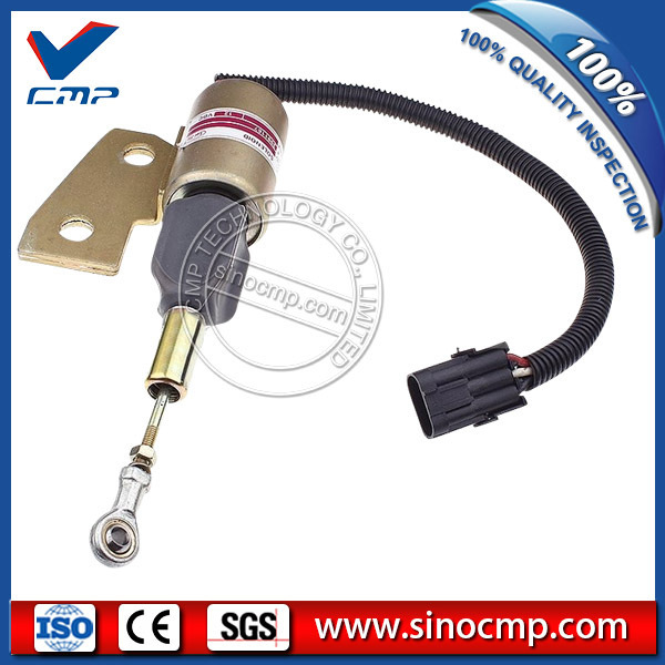 Excavator flameout solenoid valve 3991167 harley spectrum into the west 34 strings and above spot