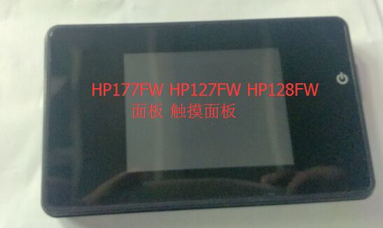 Used 90% new original Original CF484-60109   for HP M127FW/M128FW Control panel Assembly   printer parts on sale original lcd 40z120a runtka720wjqz jsi 401403a almost new used disassemble