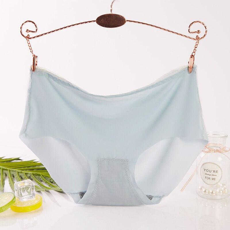 2018 Hot Sale Summer Underwear Pregnancy Women Sexy Ladies Girls Seamless Panties Briefs Intimates