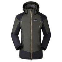 Италия Дизайн зимняя Лыжная куртка Для мужчин ветровка вниз выстроились восхождение пальто в стиле пэчворк теплые Водонепроницаемый Откры