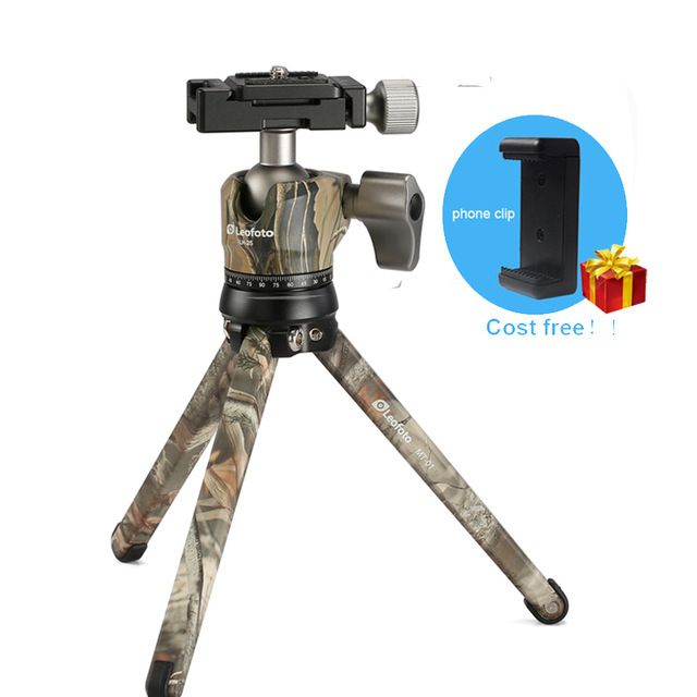 Tabletop Travel Mini gorgeous Tripod with Ball Head for Canon Nikon Sony A7S Camera Camcorder Smartphone