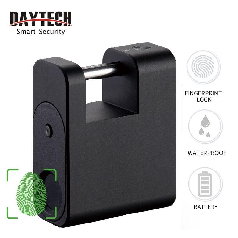 DAYTECH inteligente huella dactilar candado cerradura de puerta armario de seguridad USB recargable IP65 impermeable caja de equipaje bloqueo Anti Thief XGODY 4G teléfono móvil K20 Pro 2GB 16GB teléfono inteligente 5,5