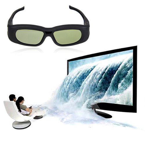 HFES New Gonbes Bluetooth 3D <font><b>Active</b></font> <font><b>Glasses</b></font> <font><b>for</b></font> <font><b>SAMSUNG</b></font> PS64D8000FJ <font><b>PANASONIC</b></font> <font><b>tc</b></font> p42ut50 TX P50UT50E <font><b>PANASONIC</b></font> TX-P50GT50 TX P