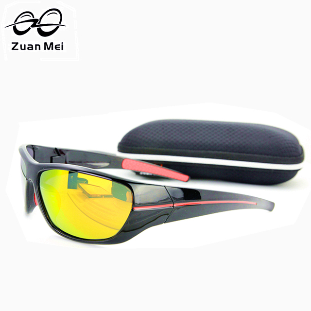 1fb7ce9fcf Zuan Mei Brand Polarized Sunglasses Men Hot Sale Quality Sunglasses Women  Brand Designer Driving Sun Glasses