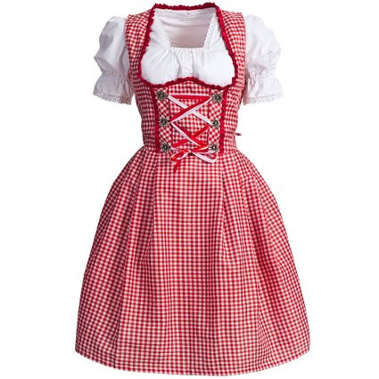 Costume German Oktoberfest Dirndl Dress 1