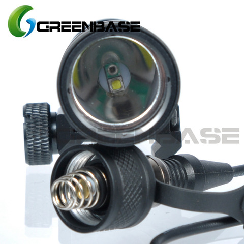 greenbase m300v ir sf tactical escoteiro luz weaponlight