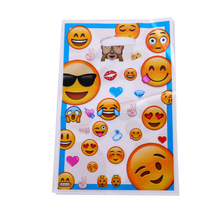 10pcs Emoji Disposable Tableware gift bag Happy Birthday Party Decorations Supplies Easter Baby shower wedding Activity goods 1set emoji disposable tableware banner sign flags happy birthday party decorations supplies easter baby shower activity goods