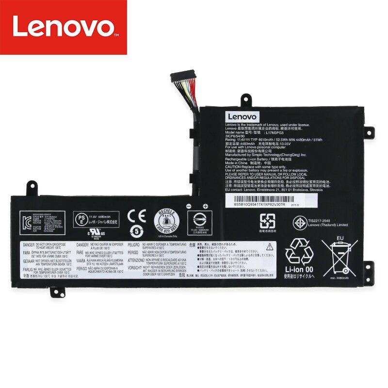 Bateria Do Laptop Original Para Lenovo Legião Y530 Y530-15ICH Y7000 Y7000P L17C3PG1 L17L3PG1 L17M3PG1 L17M3PG3