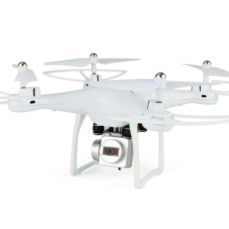 Drone RC caméra HD quadrirotor WiFi FPV 2.4G Mode sans tête vol aérien télécommande jouets enfants enfants cadeau - 4