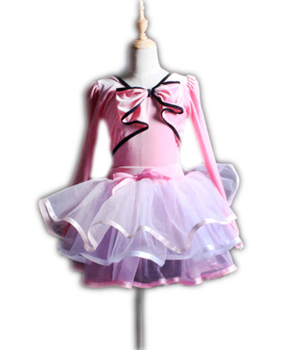 Pink Romantic Ballet Tutu Dress Kids Adult Sweet ...