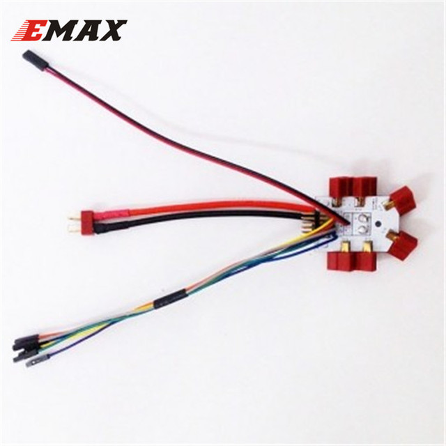 Astounding Emax 6 Axis Electric Connection Plate Quad Power Distribution Board Wiring 101 Cranwise Assnl