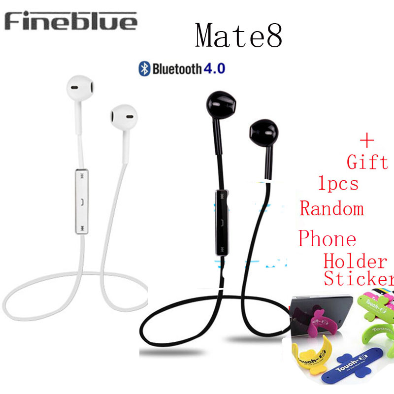 New Fineblue MATE8 Wireless fone de Bluetooth Audifonos Stereo Earphones Auriculares Sport Headset Running Headphones for phone compatible projector lamp for sanyo poa lmp21 610 280 6939 plc xu20 plc xu20b plc xu20e plc xu20n plc xu21n plc xu22n plc x421n