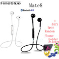 New Fineblue MATE8 Wireless fone de Bluetooth Audifonos Stereo Earphones Auriculares Sport Headset Running Headphones for phone