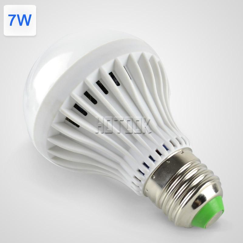 HOTOOK LED Արտակարգ լույս E27 7W 9W 12W Smart լամպ - Մասնագիտական լուսավորություն - Լուսանկար 4