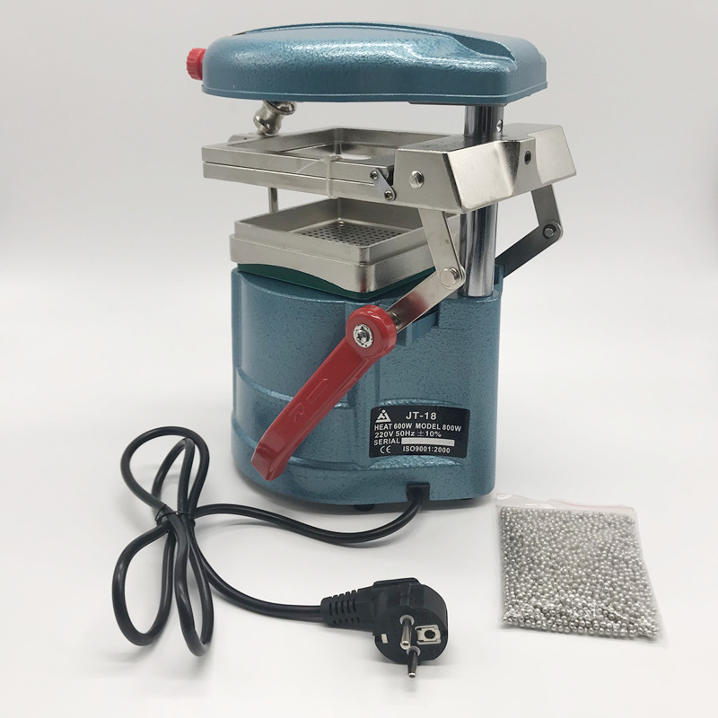 Machine de laminage d'équipement dentaire Machine de formage et de moulage sous vide 220 V