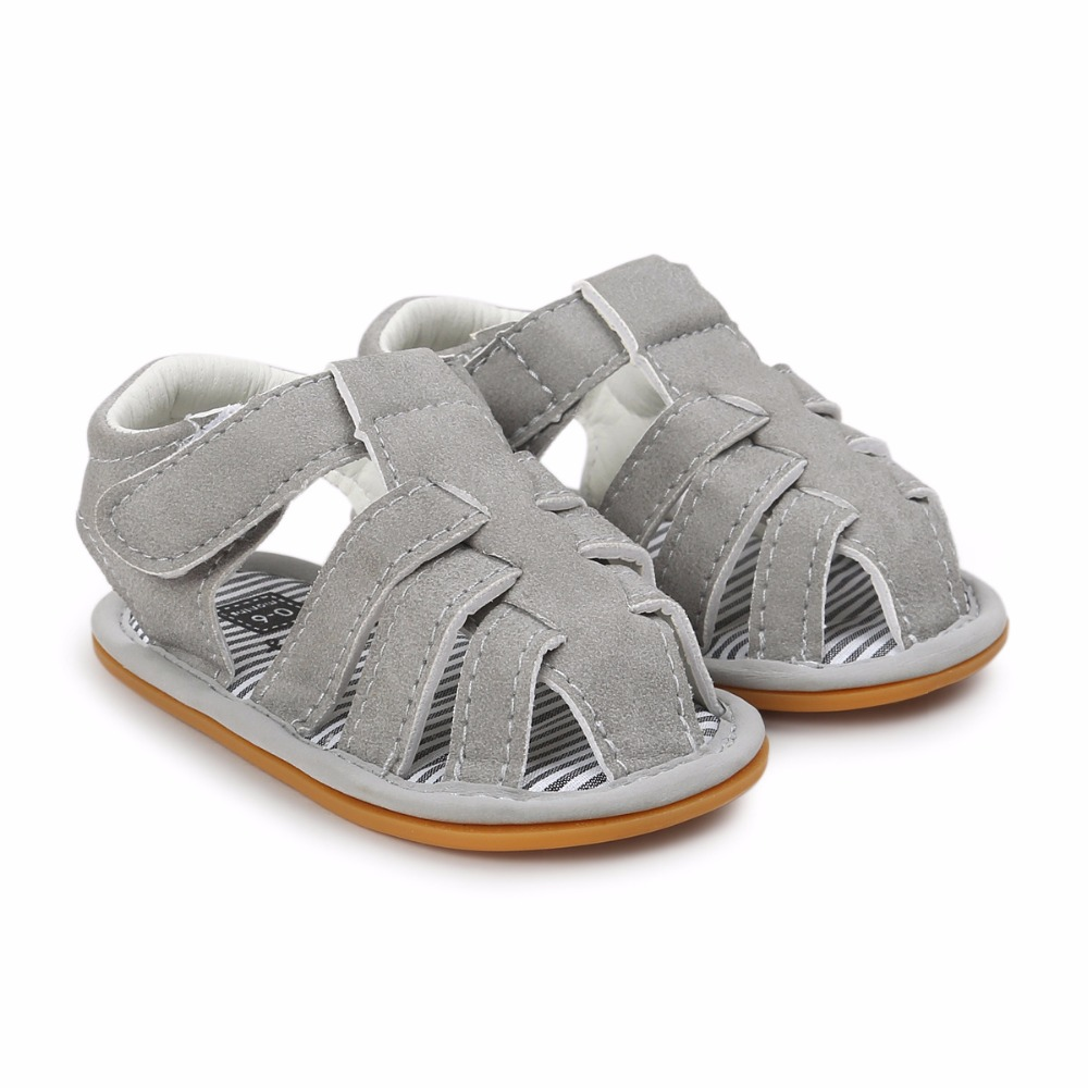 Gray-Color-Summer-Autumn-Newborn-Baby-Boy-Sandals-Clogs-Shoes-Casual-Breathable-Hollow-For-Kids-Children-Toddler-5