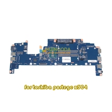 FUX2SY1 A3927A For toshiba Portege Z30 Z30-T laptop motherboard I7-5600U CPU onboard