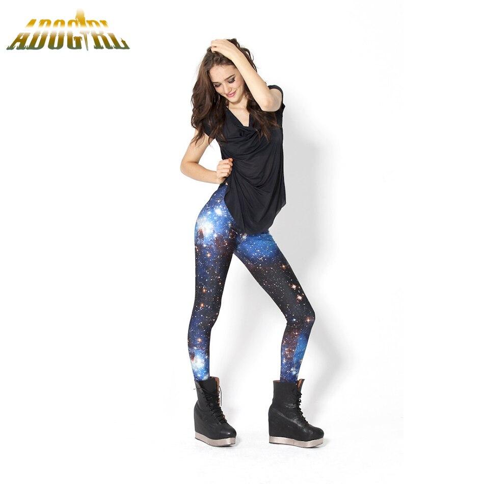 6248e5dd5e557 Adogirl Kobiety Fitness Legginsy Wysokiej Talii Długie Spodnie Elastyczne  Kompresji Spodnie Damskie Legginsy Calzas Deportivas Mujer