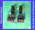 60 ШТ./ЛОТ ic socket 8 PIN dip гнезда для ис 8 P адаптер тип припоя 8-КОНТАКТНЫЙ 2.54 мм
