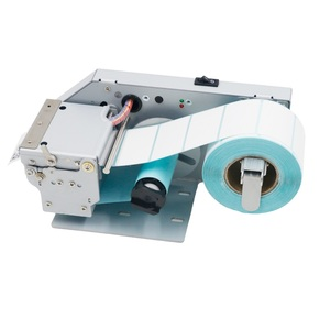 Image 2 - 56mm Label/continuous/marked sticker paper scale Embedded thermal Printer auto peel off,rewinder,Automatical Peeling/Peeler