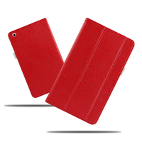High Quality Folio Genuine Leather Case Cover For Huawei Mediapad M3 Lite 8 0 CPN W09