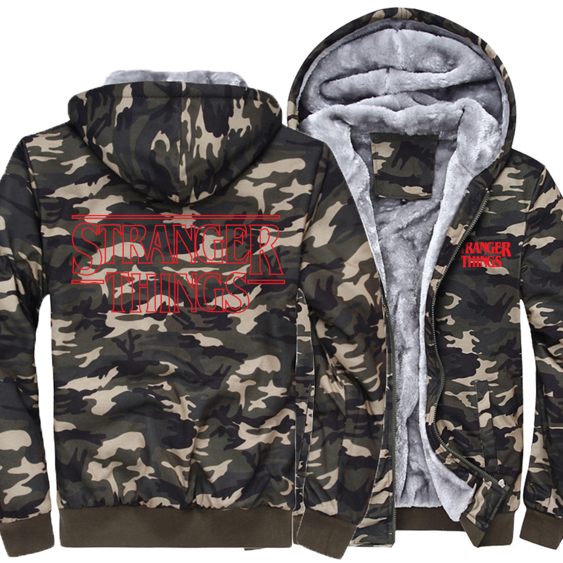 winter warm wool liner cothing male quality man 39 s hoodies 2019 solid Camouflage color sweatshirt raglan long sleeve tracksuit in Hoodies amp Sweatshirts from Men 39 s Clothing