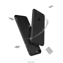 Matte Soft Silicon Case for iPhones