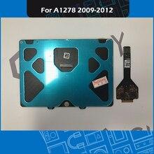 """Novo a1278 touch pad trackpad para macbook pro 15 """"13"""" a1286 a1278 touchpad + substituição do cabo 821 0831 a 821 1254 a 2009 2012"""