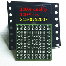 free shipping 215-0752007 215 0752007 refurbished test good quality 100% with 95% new appearance with chipset