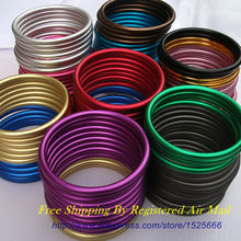Free Shipping 10pcs/5pairs 3inch Large Aluminium Sling Rings for use in baby slings