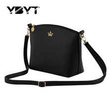 casual small imperial crown candy color font b handbags b font new fashion clutches ladies party