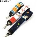 LALA IKAI New Designer Strap You Bag Belt Little Friend 3D Shoulder Straps Dreamer Girl's Bag Belt for All Bag BWA0792-49