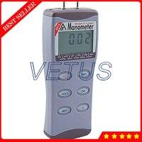 AZ8215 Digital Vacuum Gauge Manometer 15psi Manometer Differential Pressure Instrument Meter 100KPa