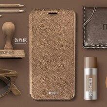 Mofi Slim Flip Case For Xiaomi Mi 5X & For Xiaomi Mi A1 Case PU Leather + TPU Silicon Cover For Xiaomi Mi5X Phone Funda