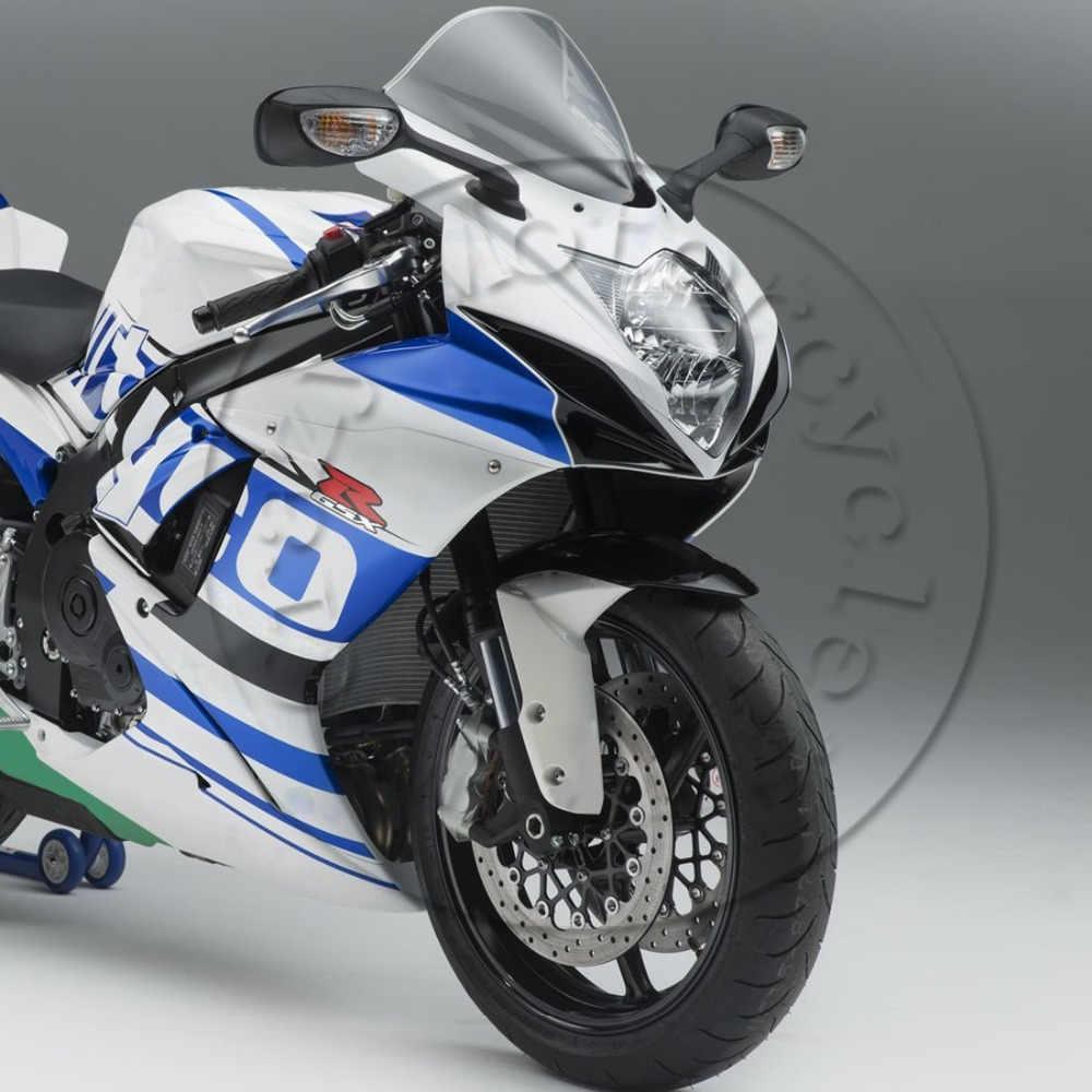 faros delanteros de repuesto para SUZU-KI GSXR 600//750 K6 2006 2007 Artudatech Faros delanteros de motocicleta