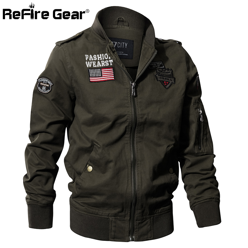 2019 Spring Autumn New Casual Corduroy Men Jacket Multi pocket Solid Turn down Collar Men Jacket