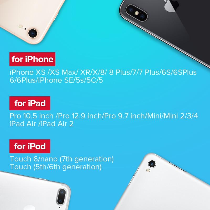 Ugreen Mfi Usb Kabel Für Iphone Xs Max 7 Plus 2.4a Schnelle Lade Blitz Kabel Für Iphone 6 Usb Daten Kabel Telefon Ladegerät Kabel Handys & Telekommunikation Handy-zubehör