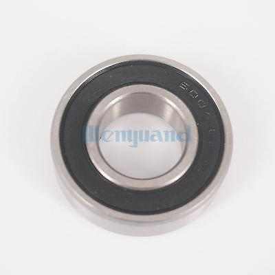 10pcs 20 x 42 x12mm 6004ZZ Shielded Deep Groove Ball Thin-Section Radial Bearing