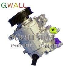 For Car A3 A4 A5 A6 Q3 Q5 Q6 Q7 TT Allroad 6SEU16C Air Conditioner Compressor 97321, 98350