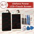 Ulefone FHD Tela LCD De Energia 100% Original de 5.5 polegadas 1920X1080 lcd Com Painel de Toque Repair Substituição Para Poder Ulefone