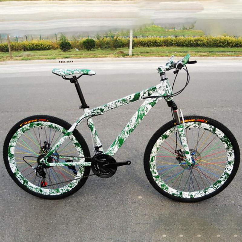 New Product High Carbon Steel Women's Transmission Quality Assurance Wheel Size Cycling Factory Folding Bicycles